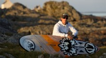 Interview with 3 times Tiree Champion John Skye