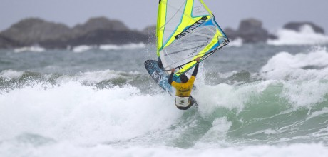 Day 2, Proffitt Takes Up Where He Left Off At Tiree