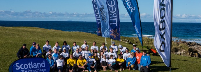 Day 1 – Tiree Wave Classic 2012