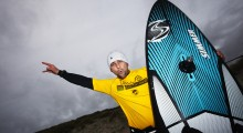 Ben Proffitt Wins The 2011 Tiree Wave Classic